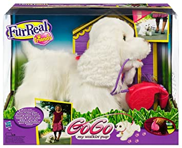 Amazon.es: Hasbro 94371148 FurReal Friends GoGo - Perro Andador