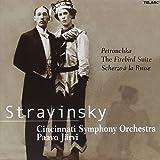 Stravinsky: Petrouchka, The Firebird Suite, Scherzo a la Russe