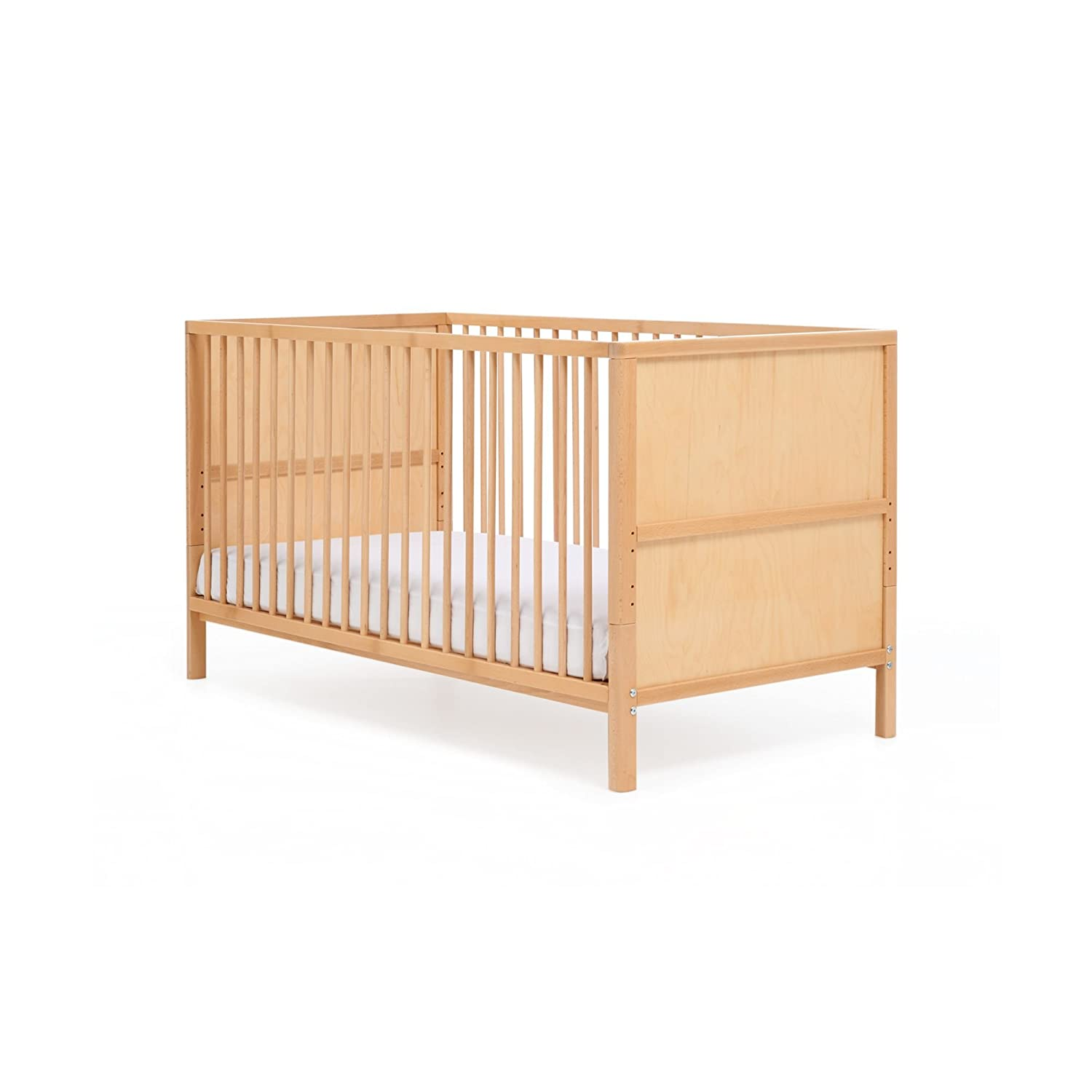 Mothercare Balham Cot Bed (Beech) 811025