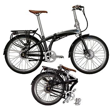 60,96 cm pulgadas VINTAGE bicicleta plegable cityfolder temblores ECLIPSE S11i 2014/2015 con