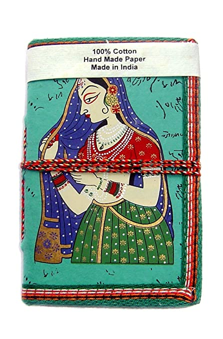Amazon Com Rastogi Handicrafts Lokta Handmade Paper Journal Diary