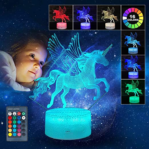 wgde toy Regalo de cumpleaños de Navidad para niña de 3-12 ...