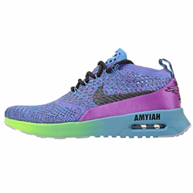 official photos a86b5 b8013 Amazon.com   Nike Women s W Air Max Thea ULT FK DB, Vivid Purple Black-Blue  Orbit, 7.5 M US   Shoes