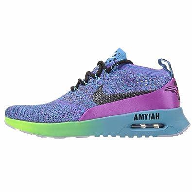 official photos 020a3 359ca Amazon.com   Nike Women s W Air Max Thea ULT FK DB, Vivid Purple Black-Blue  Orbit, 7.5 M US   Shoes
