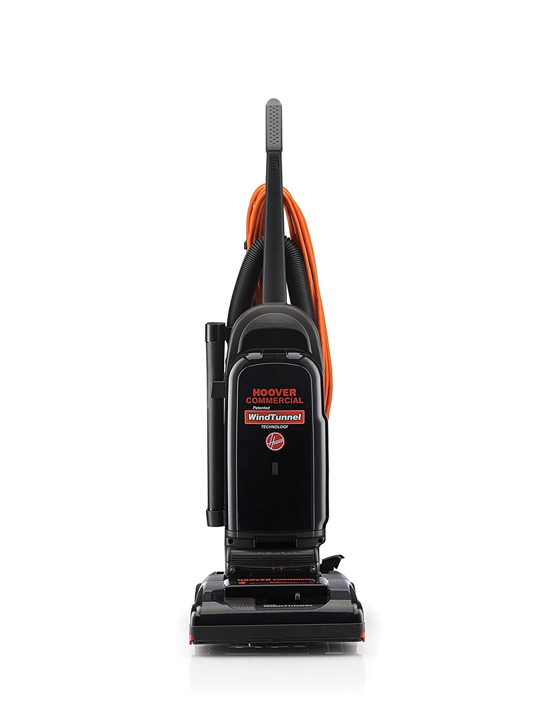 Hoover Commercial WindTunnel Bagged Upright Vacuum