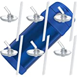 Kit King - 6 Pack Sipper Straw Replacement for The Thermos FUNtainer Drink Container. F401 F401RS6