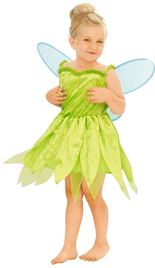 ディズニー ピーターパン ティンカーベル キッズコスチューム 女の子 80cm,100cm