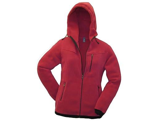 TAIGA Polartec Fleece Hooded Jacket-300 Women&39s. Made in Canada