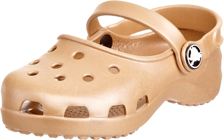 color rosa crocs 10034-685-021 Bailarinas para ni/ña talla 25