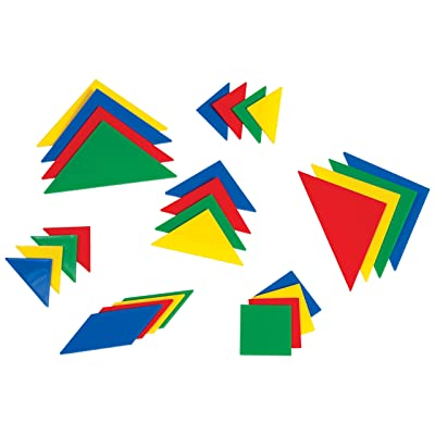 Learning Advantage Tangrams - Set of 4: Industrial & Scientific