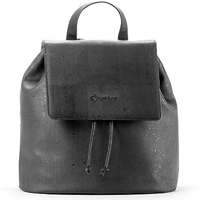 ac4a9ba66ef9 Amazon.com  Corkor Vegan Backpack Purses for Women