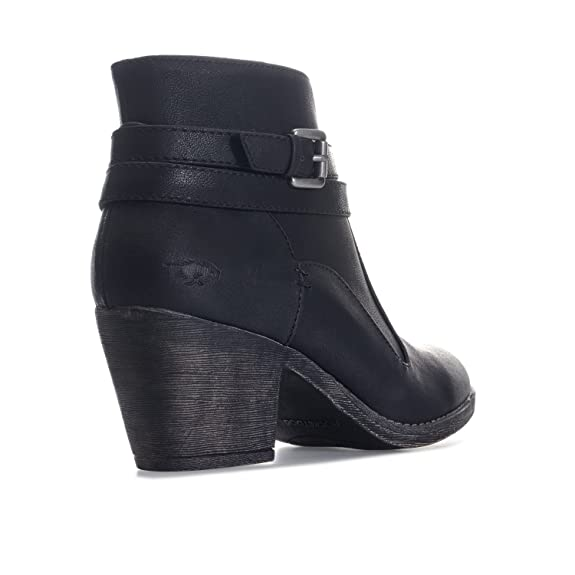 Rocket Dog Womens Sessions Lewis Boots in Black: Amazon.co.uk: Shoes & Bags