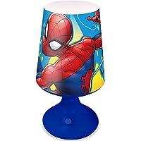 Spider-Man- Lámpara, (Kids Euroswan MV15427)
