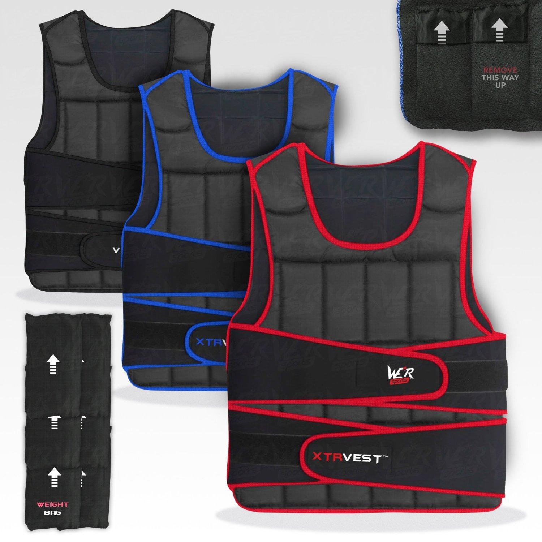 we r sports xtr weight vest