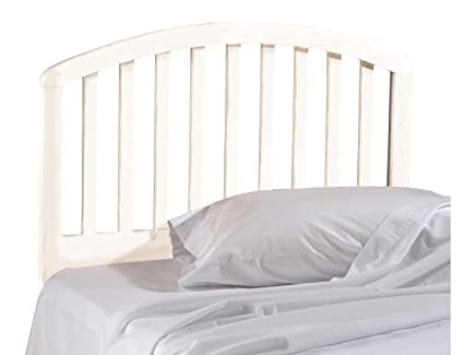 Amazon.com - Hillsdale Carolina Headboard, Bed Frame Not Included ...