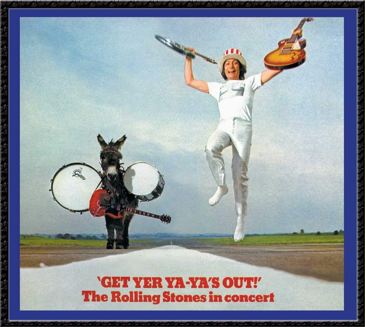 Get Yer Ya Ya's Out - Edition remasterisée: Rolling Stones, The: Amazon.fr: CD et Vinyles}