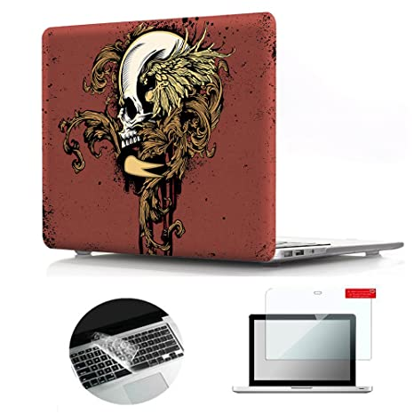 Amazon.com: Se7enline Macbook Air funda carcasa rígida de ...