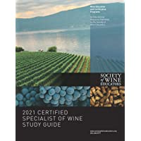 2021 Certified Specialist of Wine Study Guide
