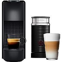 Nespresso Essenza Mini Cafeteira 220V Combo com Aeroccino, Máquina de café expresso compacta para casa, cápsula…