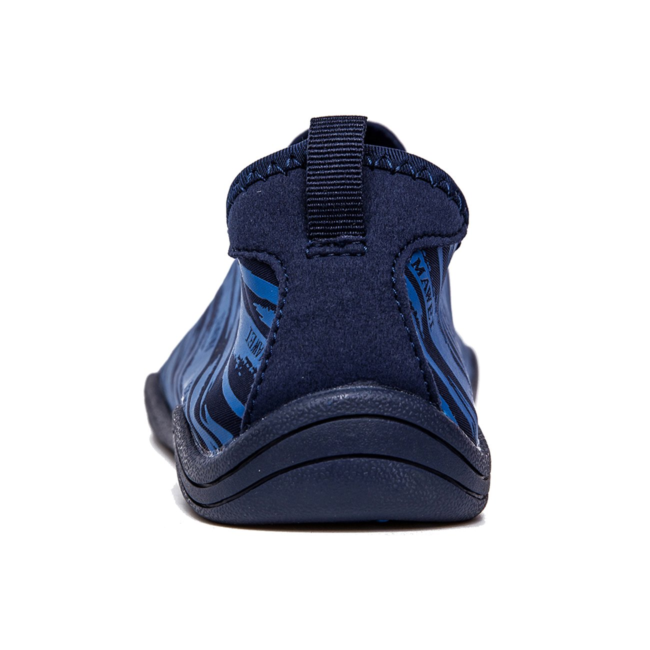 SUPERSHOES Men Women Water Shoes Quick Drying Aqua Swim Shoes Sneakers Walking Running Hiking Shoes (Women US 9.5, 03.Blue) by SUPERSHOES (Image #5)