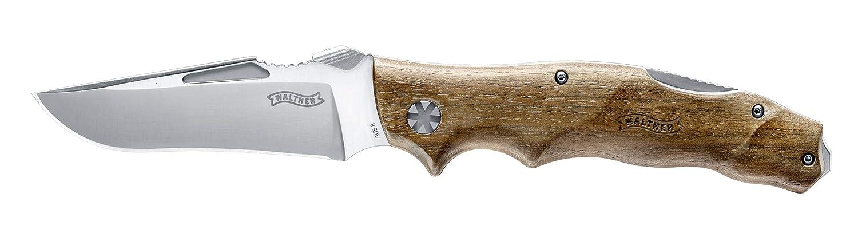 Multicolore Walther 5.0610 Adventure Folder Wood Couteau