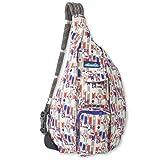 KAVU Women's Rope Bag Backpack, Mesa, One Size
