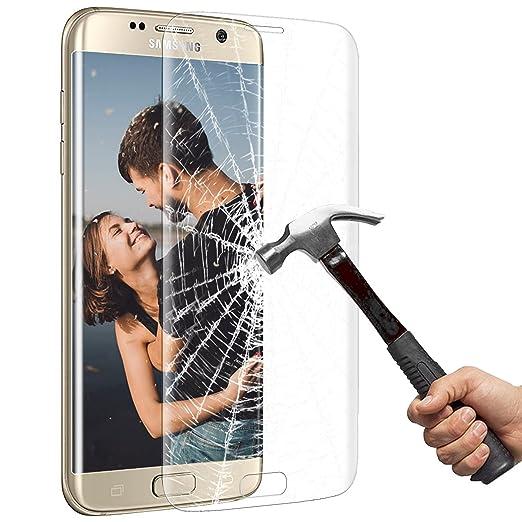 21 opinioni per Pellicola Protettiva Samsung Galaxy S7 edge, ikalula Pellicola Vetro Temperato