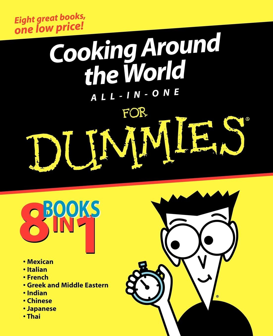 Download Cooking Around the World All-in-One For Dummies PDF ePub fb2 book