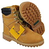 Labo Men's Genuine Leather Work Boot811TAN-9.5