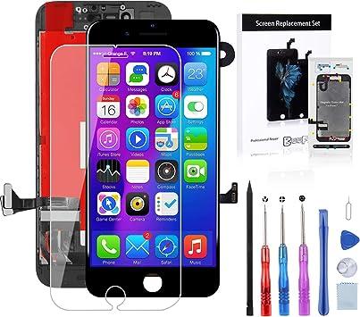 Beefix Pantalla de Repuesto Compatible con iPhone 7 de 4,7 ...