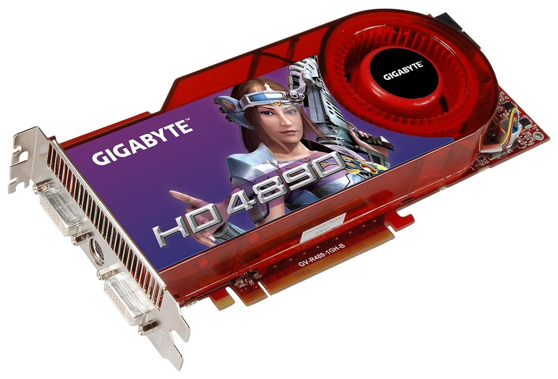 Gigabyte GV-R489-1GH-B ATI Graphics Download Drivers
