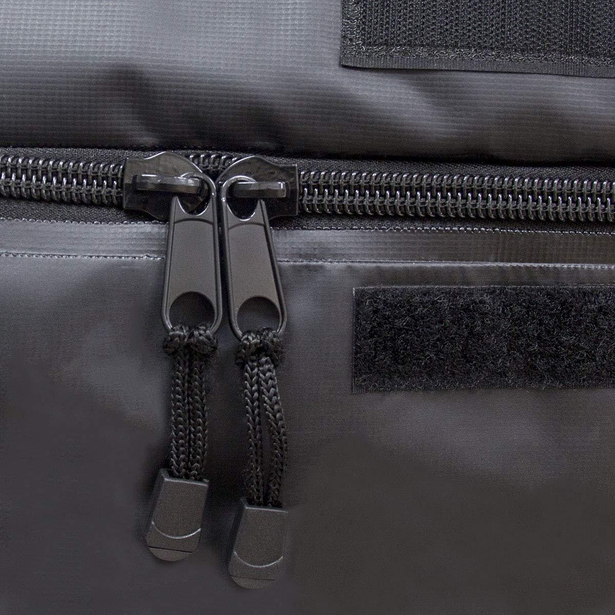 Wisamic Bolsa de Carga para Remolque con Enganche 20 pies c/úbicos 500 x 500D Bolsa de Equipaje de Lona de PVC para Maletero Bolsa Impermeable de 60 x 24 x 24 Pulgadas