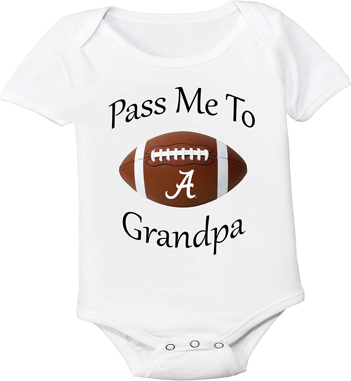 Alabama roll tide baby romper