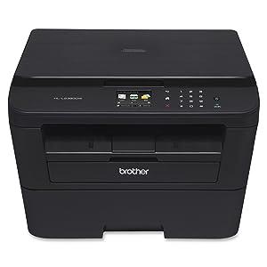 Brother HL-L2380DW Wireless Monochrome Laser Printer, Amazon Dash Replenishment Enabled