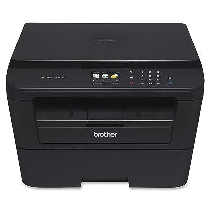 3a097702eae8 Amazon.com: Brother HL-L2380DW Wireless Monochrome Laser Printer, Amazon  Dash Replenishment Enabled: Electronics