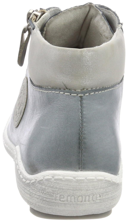 Altas Para Ff53e7 Mujer Zapatillas Remonte R1488 qUWxaw8EaO