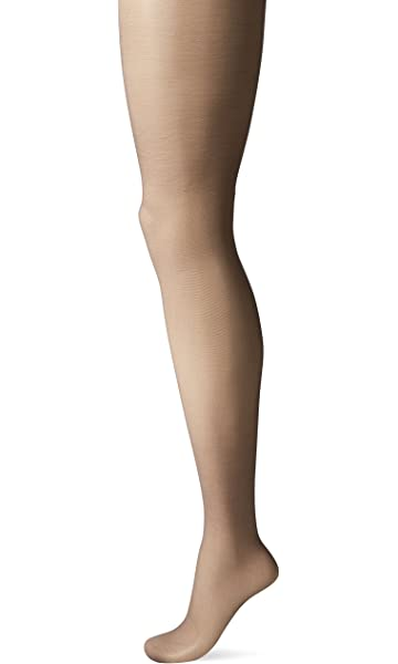 3dab83529 Hanes Women s Control Top Sheer Toe Silk Reflections Panty Hose ...