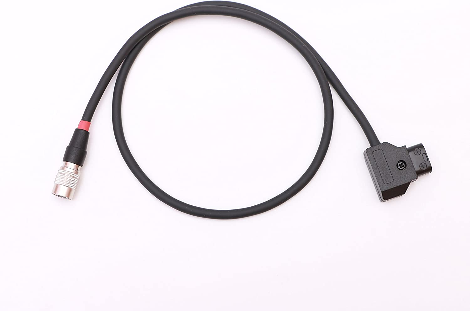 Hirose 4 Pin Male//Female to D-Tap Power Cable for SmallHD DP7 and AC7 monitor