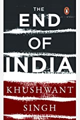 The End of India Paperback
