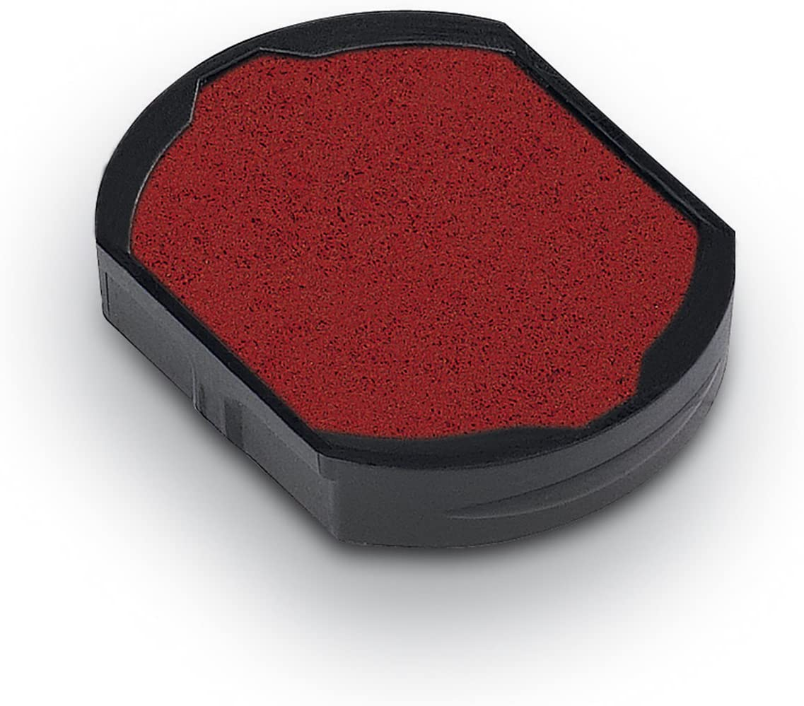 2 Pieces Trodat 6//46025 Red Replacement Ink Pads