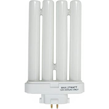 Amazon.com: foco de repuesto by Home Concept – 4 Pin CFL de ...