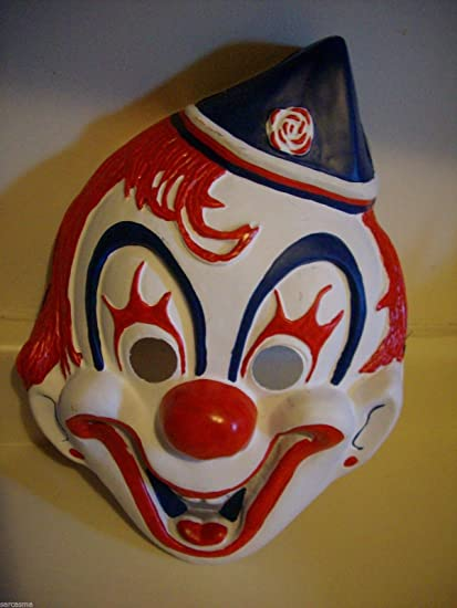 Halloween Clown Mask Michael Myers.Amazon Com Young Michael Myers Clown Mask Halloween Prop