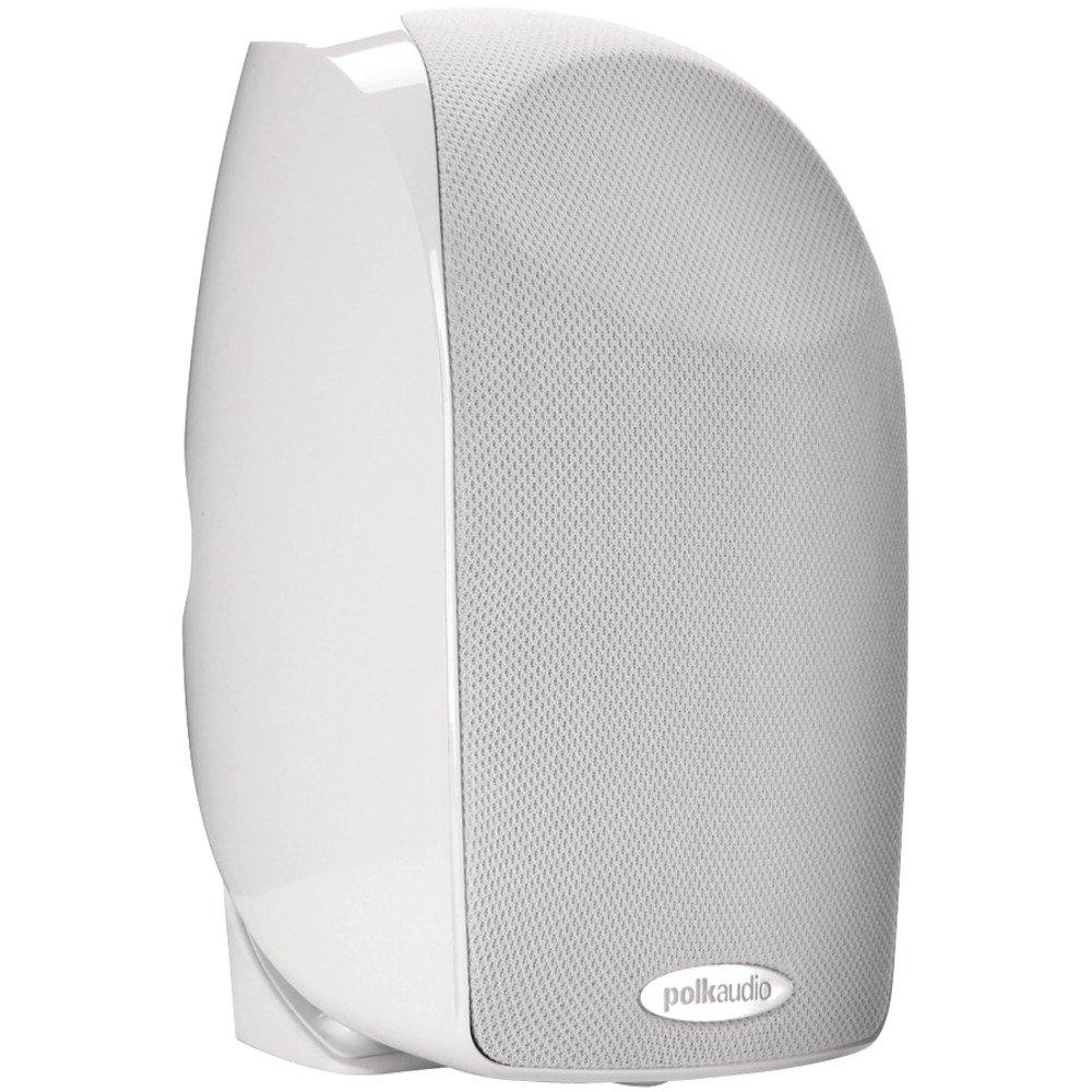 Polk Audio TL 1 Satellite Speaker (Each, White) Powersports TL 1 Satellite White