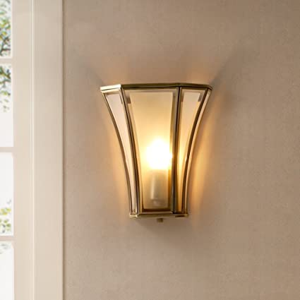 Amazon.com: Wall Mounted Light Wall Hanging Lamp - Copper ...
