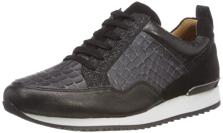 Caprice 9-9-23602-21 019, Zapatillas para Mujer 37 EU Negro (Black Comb 19)