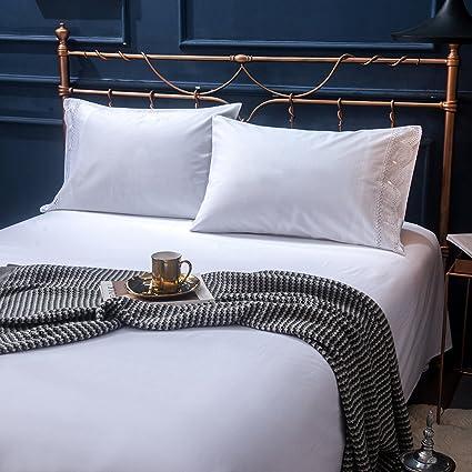 196c592956fb19 Amazon.com  Merryfeel Cotton Bed Sheet Set