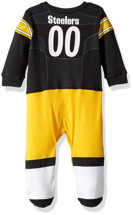 uk availability d3308 12e99 Gerber Childrenswear NFL Pittsburgh Steelers Boys 2018Team ...
