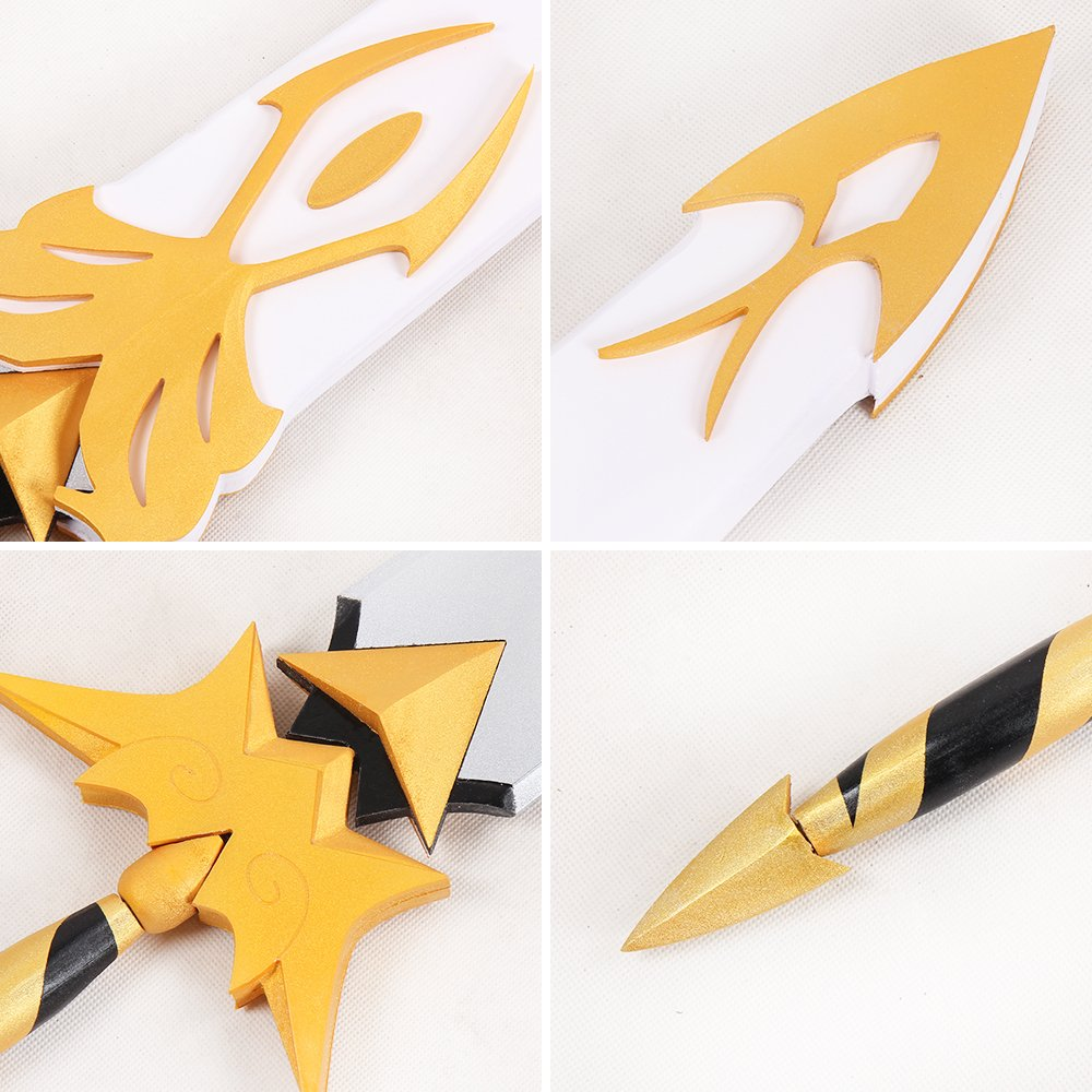Mtxc Reinhard Van Astrea Cosplay Sword And Scabbard Origami Diagrams This Is The We Make In White Toys Games
