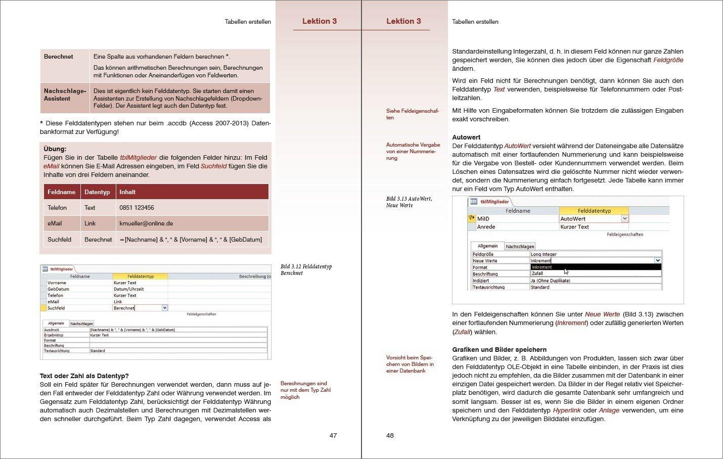 Access 2013: Datenbanken für Einsteiger. Leicht verständlich ...