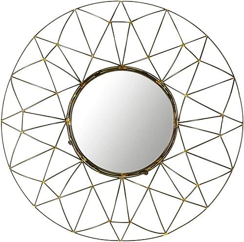Safavieh Home Collection Gossamer Mirror, Natural